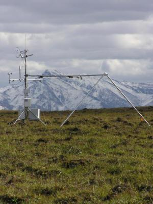 Ridge Flux Station